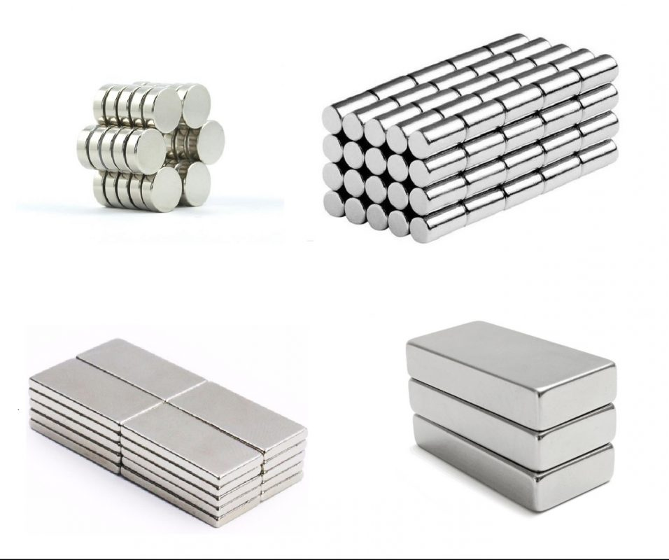 Lastnosti neodim magnetov