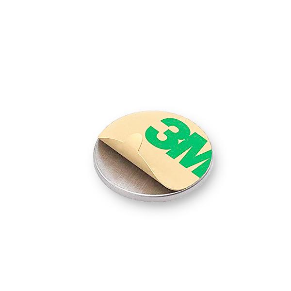 Samolepilni magnet 20 x 2 mm
