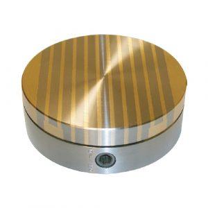 Permanentna okrogla magnetna miza